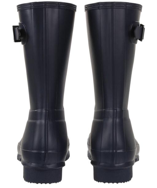 Men's Hunter Original Short Wellington Boots - Navy