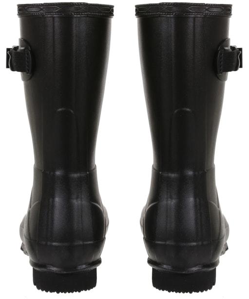 Women's Hunter Norris Field Short Wellington Boots - Black