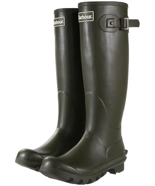 Women's Barbour Bede Wellington Boots - Olive