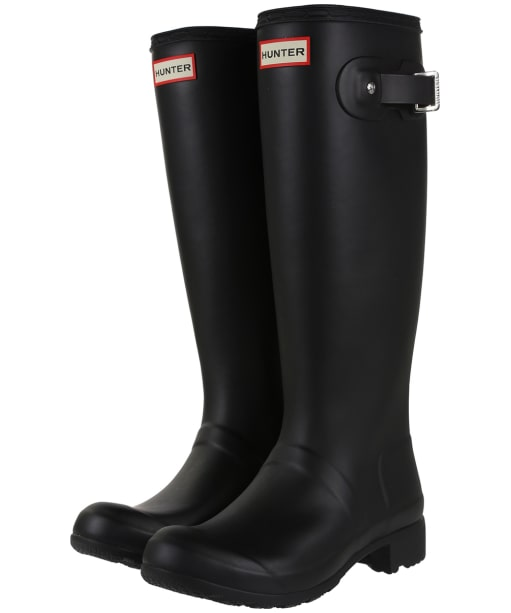 Women's Hunter Original Tour Wellingtons - Black