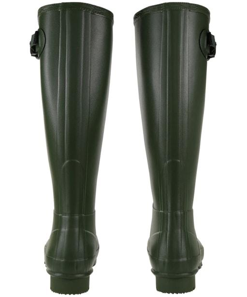 Men's Hunter Norris Field Wellington Boots - Vintage Green