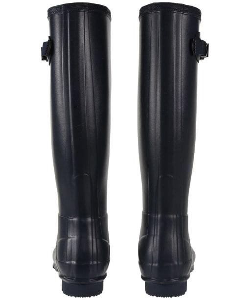 Women's Hunter Norris Field Wellington Boots - Navy