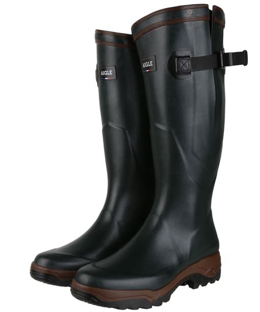 Aigle Parcours 2 Vario Wellington Boots - Bronze