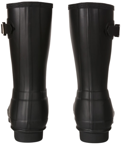 Women's Hunter Original Short Wellington Boots - Black