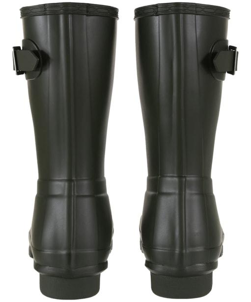 Women's Hunter Original Short Wellington Boots - Dark Olive