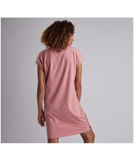 Women's Barbour International Pitch Dress - Rose