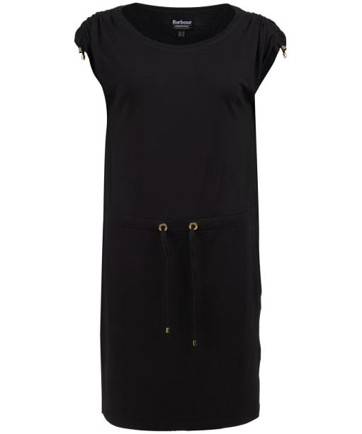 Women's Barbour International Sprinter Dress - Black