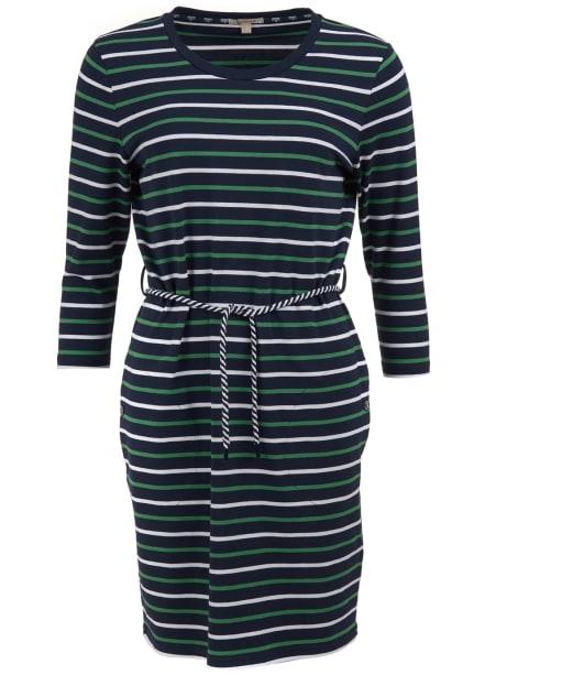 Women's Barbour Applecross Dress - Navy / Clover