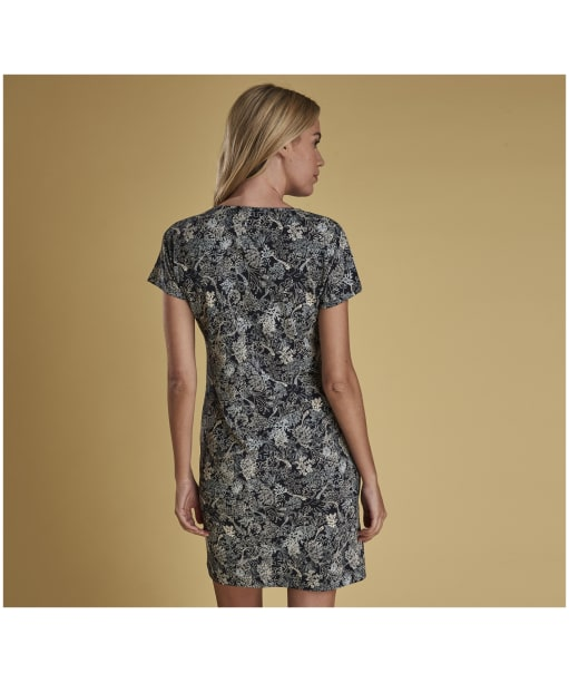 Women's Barbour Pebble Dress - Navy