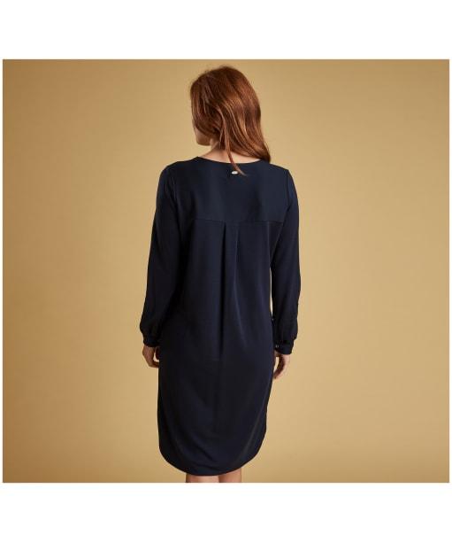 Women's Barbour Carron Dress - Navy