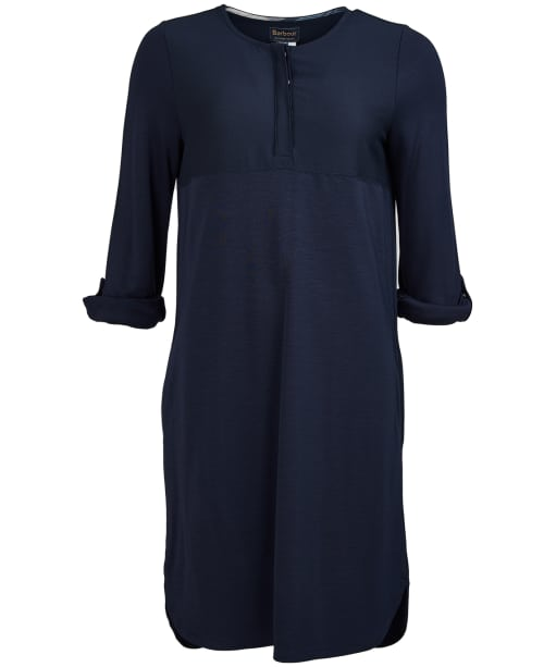 Women's Barbour Carron Dress - Navy