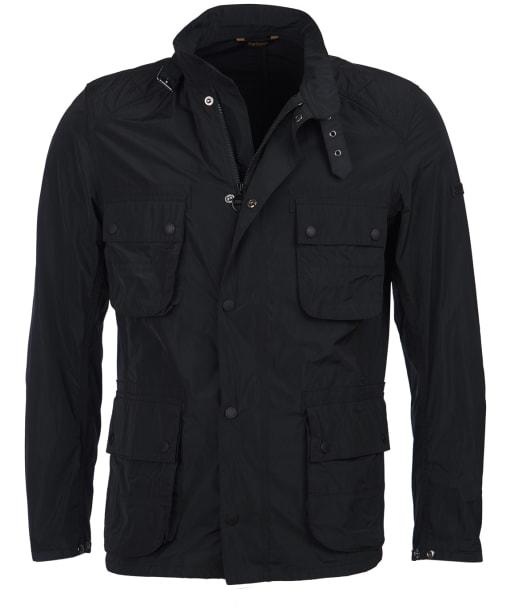 Men's Barbour International Weir Casual Jacket - Black