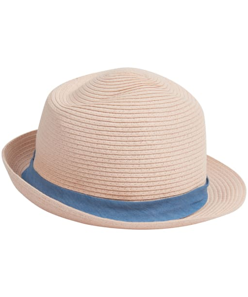 Women's Barbour Lagoon Trilby Hat - Pink