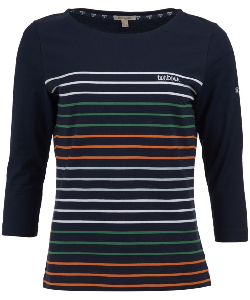 Women's Barbour Littlehampton Top - Navy