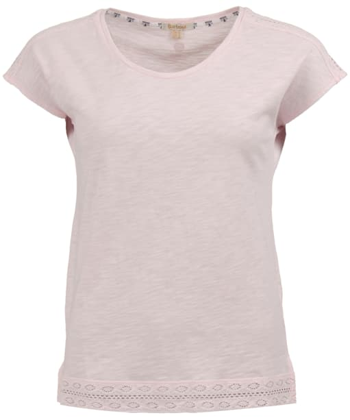 Women's Barbour Seahouse Top - Rose