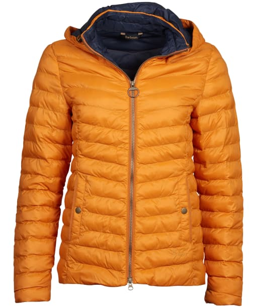Women's Barbour Highgate Quilted Jacket - Marigold
