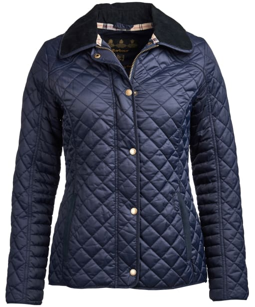 Women's Barbour Hayeswater Quilted Jacket - Navy