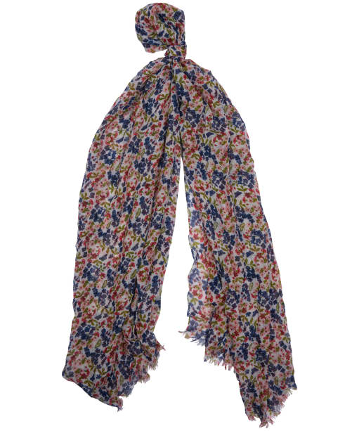 Women's Barbour Country Floral Print Wrap - Floral