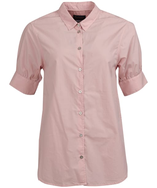 Women's Barbour Islay Shirt - Pale Pink