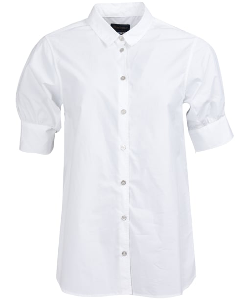 Women's Barbour Islay Shirt - White