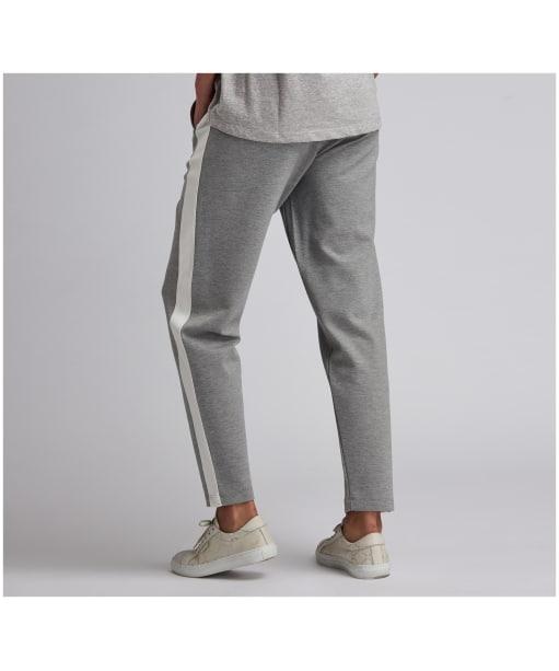 Women's Barbour International Sprinter Trouser - Light Grey Marl