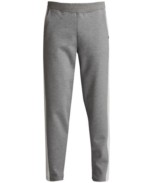 Women's Barbour International Sprinter Trousers - Light Grey Marl