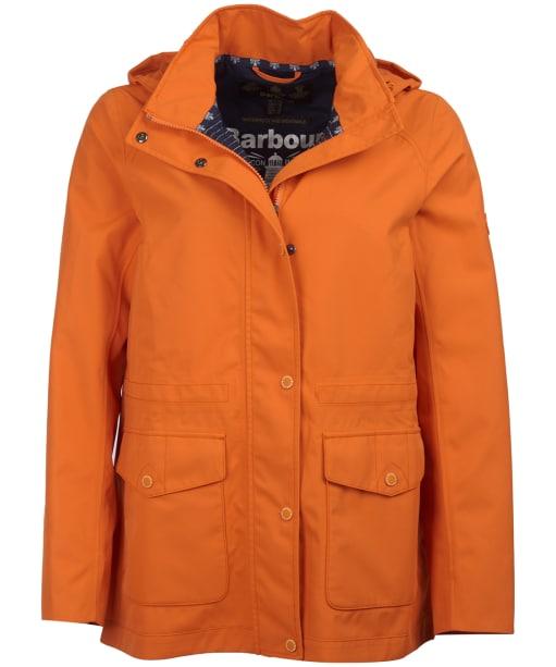 Women's Barbour Backshore Waterproof Jacket - Marigold
