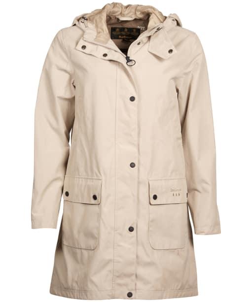 Women's Barbour Barogram Waterproof Jacket - Mist