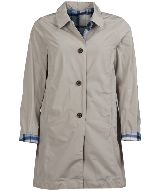 Women's Barbour x Sam Heughan Babbity Waterproof Jacket - Mist