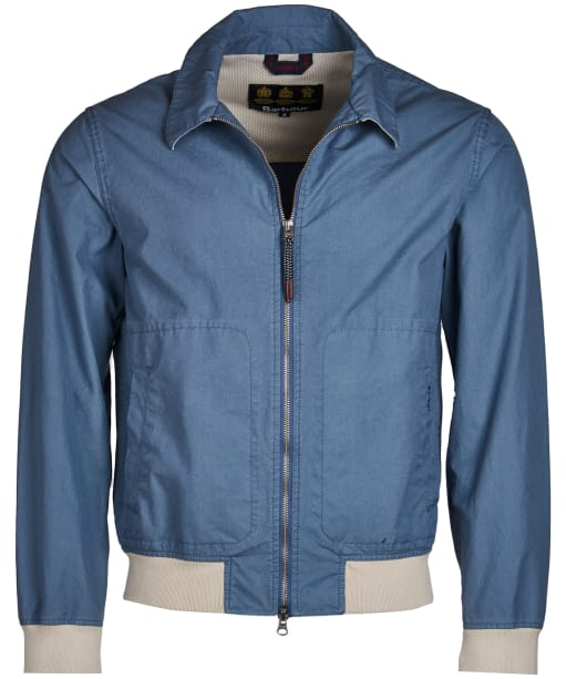 Men's Barbour Seb Casual Jacket - Dark Chambray