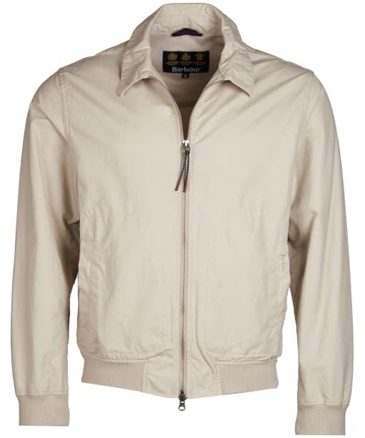 Men's Barbour Seb Casual Jacket - Mist