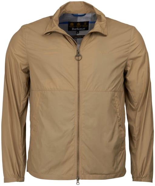 Men's Barbour Morar Casual Jacket - Sand