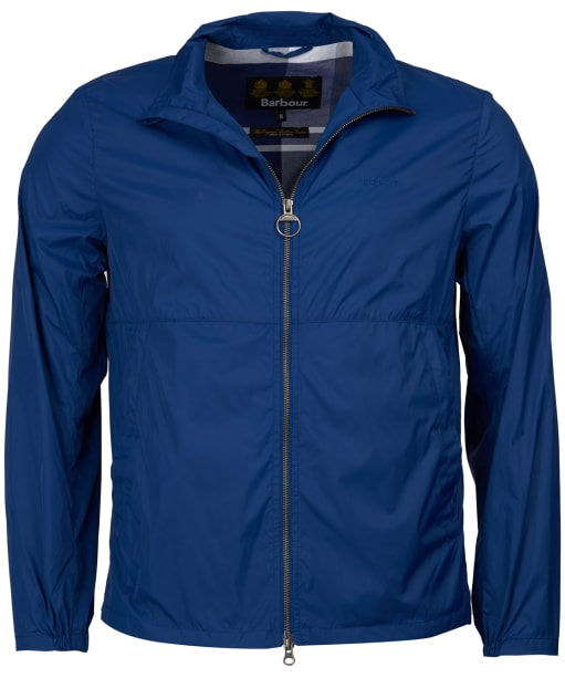 Men's Barbour Morar Casual Jacket - Inky Blue
