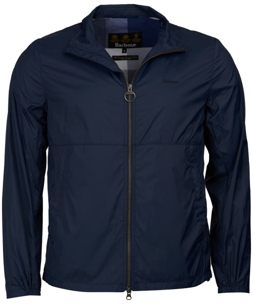 Men's Barbour Morar Casual Jacket- Navy