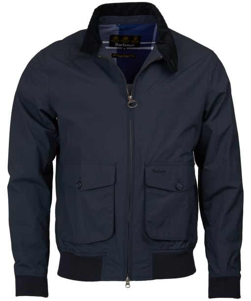 Men's Barbour Maree Casual Jacket - Navy