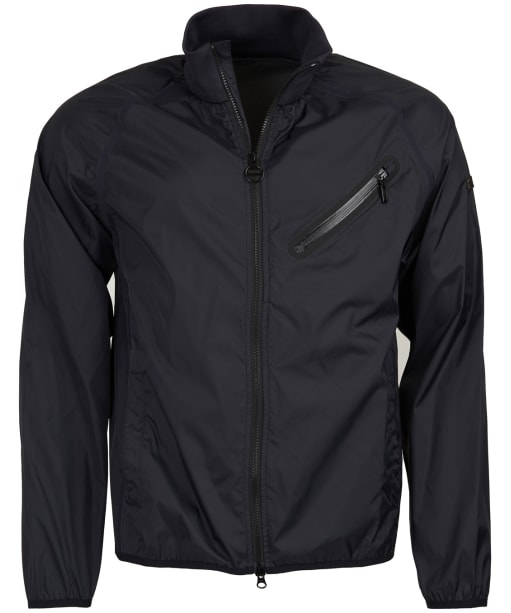 Men's Barbour International Optic Covalnt Casual Jacket - Black