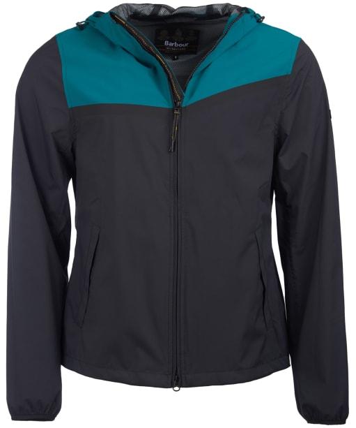 Men's Barbour International Sevens Casual Jacket - Rich Green