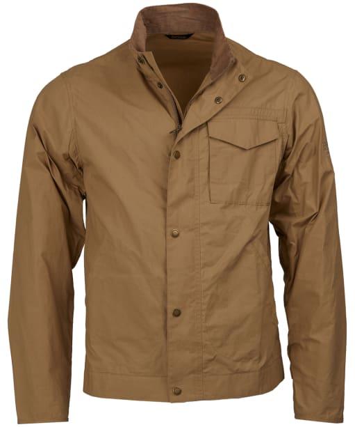 Men's Barbour Steve McQueen Major Casual Jacket - Golden Khaki