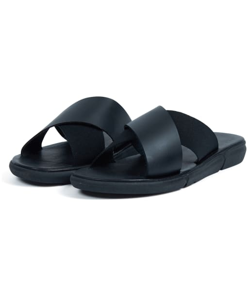 Men's Barbour Adam Sandals - Black