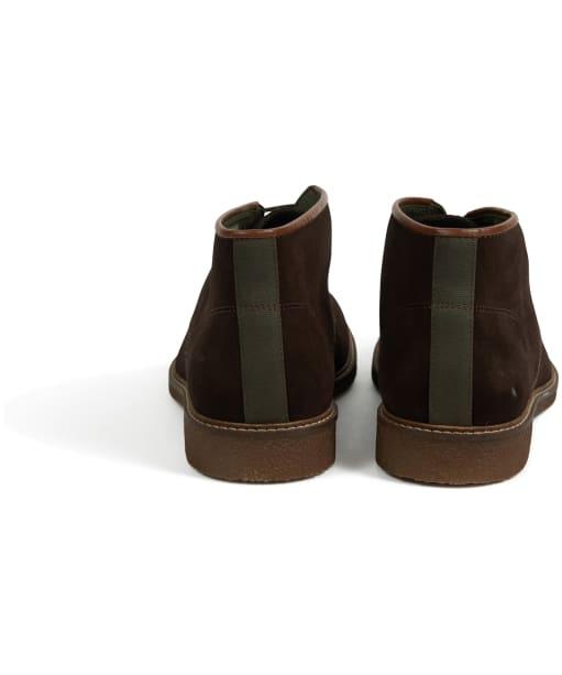 Men's Barbour Kalahari Desert Boots - Chocolate Suede
