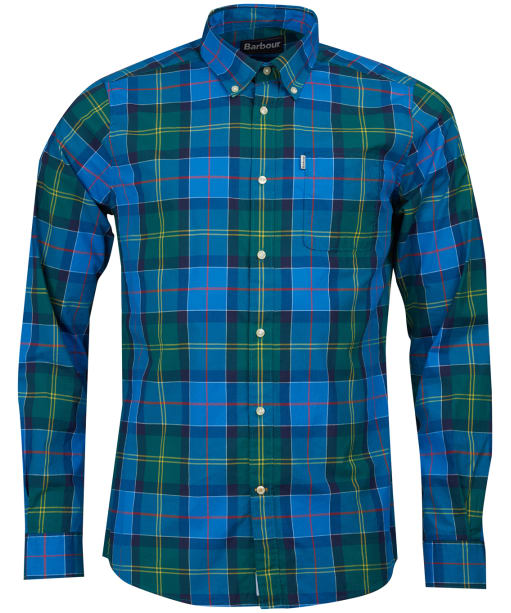 Men's Barbour Toward Shirt - Blue