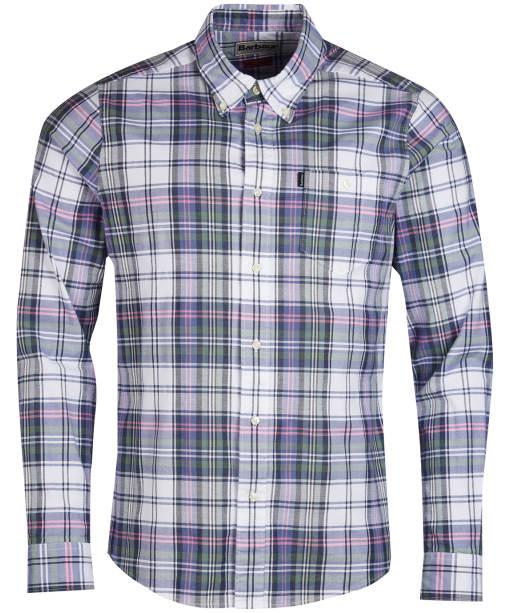 Men's Barbour Slim Fit Oxford Shirt 2 - White