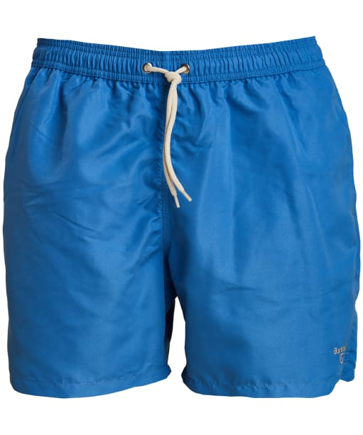 "Men's Barbour Logo 5"" Swim Short - Atlantic Blue"