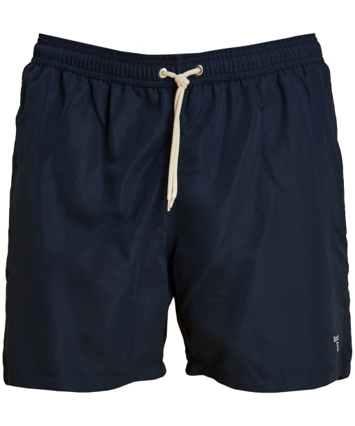 "Men's Barbour Logo 5"" Swim Short - Navy"