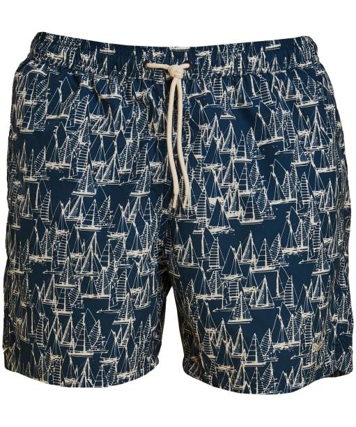 Men's Barbour Boat Swim Shorts - Navy