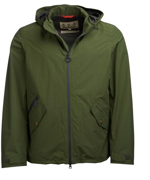 Men's Barbour Rosedale Waterproof Jacket - Rifle Green