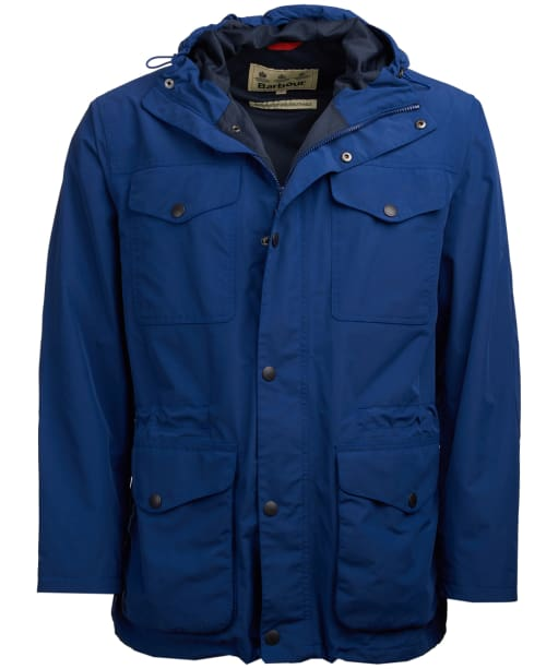 Men's Barbour Richmond Waterproof Jacket - Inky Blue