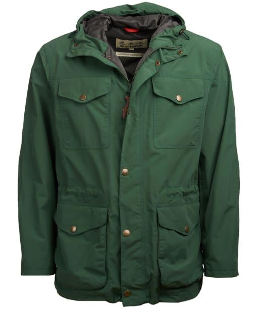 Men's Barbour Richmond Waterproof Jacket - Racing Green