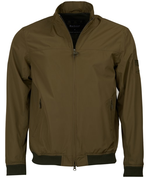 Men's Barbour Steve McQueen Olympic Jacket - Army Green