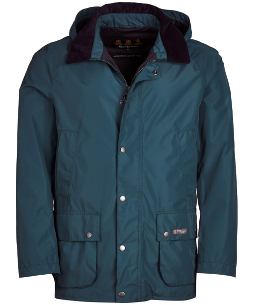 Men's Barbour Arlington Waterproof Jacket - Spruce Green